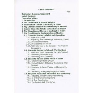A Commentary on Zad Al-Mustaqani – Shaykh Salih al-Fawzan