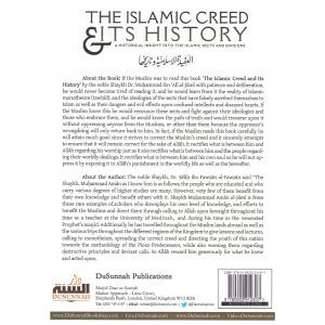 The Islamic Creed & Its History – Muhammad Aman Ibn Ali Al-Jami