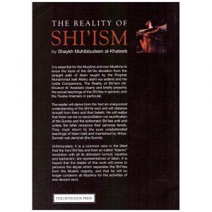 The Reality Of Shi'ism – Muhibbudeen al-Khateeb