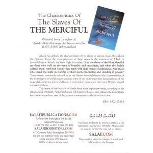 The Characteristics of the Slaves of the Merciful – Sh. al-Sadi