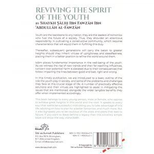 Reviving the Spirit of the Youth – Shaikh Salih al-Fawzan