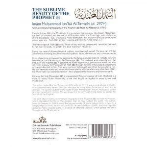 The Sublime Beauty Of The Prophet : al-Shama'il al-Muhammadiyyah
