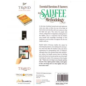 Essential Questions & Answers on the Salafee Methodology – Saleh al Fawzan