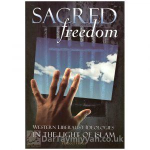 Sacred Freedom – Haneef James Oliver